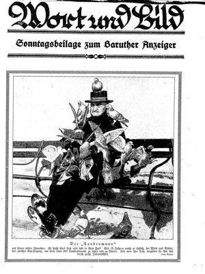 Baruther Anzeiger vom 15.01.1927