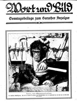 Baruther Anzeiger vom 26.02.1927