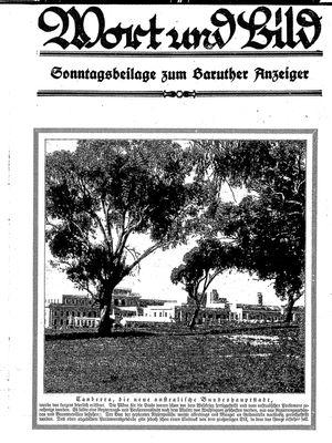 Baruther Anzeiger vom 12.03.1927