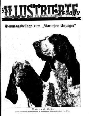 Baruther Anzeiger vom 28.04.1928
