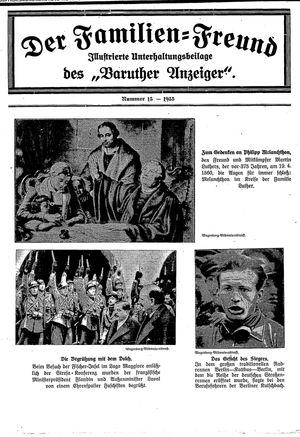 Baruther Anzeiger vom 18.04.1935