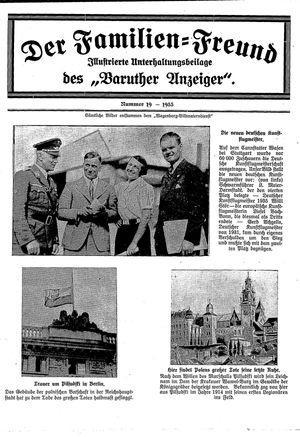 Baruther Anzeiger vom 16.05.1935