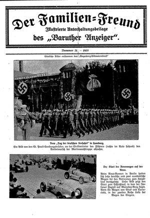 Baruther Anzeiger vom 30.05.1935