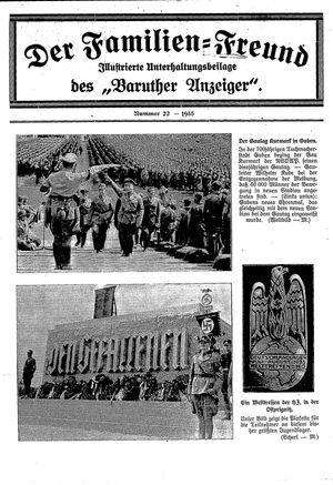 Baruther Anzeiger vom 06.06.1935