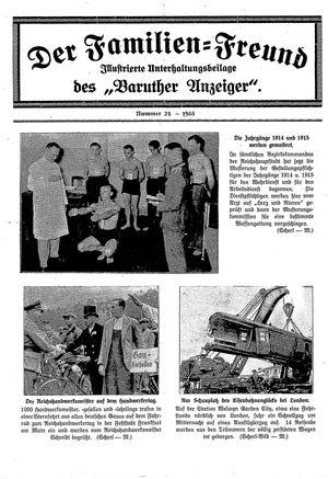 Baruther Anzeiger vom 20.06.1935