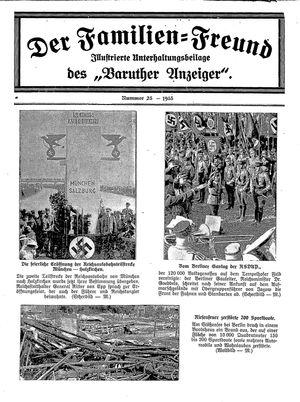 Baruther Anzeiger vom 04.07.1935