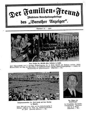 Baruther Anzeiger vom 11.07.1935