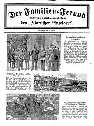 Baruther Anzeiger vom 18.07.1935