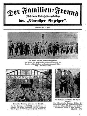 Baruther Anzeiger vom 22.08.1935