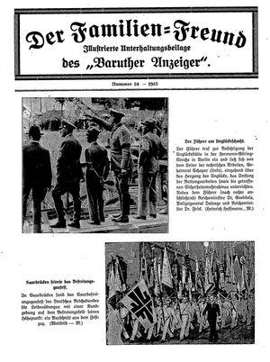 Baruther Anzeiger vom 29.08.1935