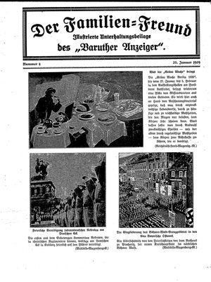 Baruther Anzeiger vom 25.01.1939