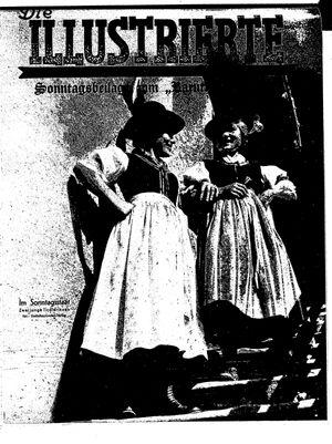 Baruther Anzeiger vom 19.02.1939