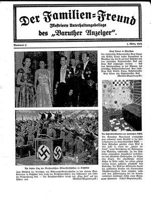 Baruther Anzeiger vom 01.03.1939