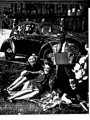 Baruther Anzeiger vom 14.05.1939