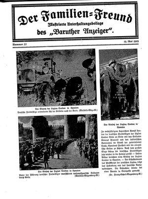 Baruther Anzeiger vom 31.05.1939