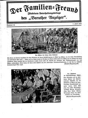 Baruther Anzeiger vom 07.06.1939
