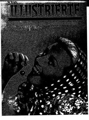 Baruther Anzeiger vom 11.06.1939