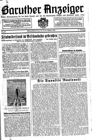 Baruther Anzeiger on Oct 21, 1942