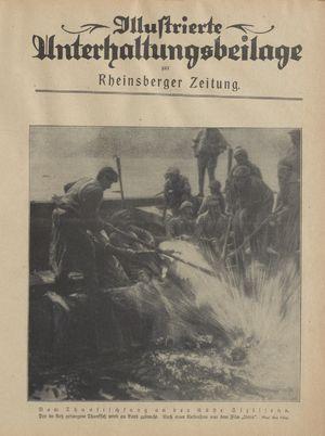 Rheinsberger Zeitung on Apr 4, 1925