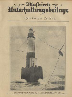 Rheinsberger Zeitung on Feb 6, 1926