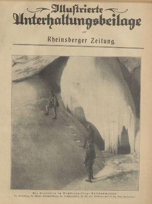 Rheinsberger Zeitung vom 13.02.1926