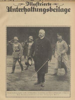 Rheinsberger Zeitung vom 13.03.1926