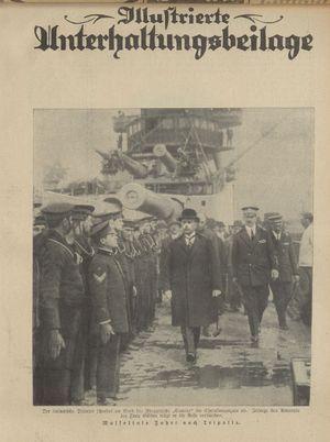 Rheinsberger Zeitung on Apr 24, 1926