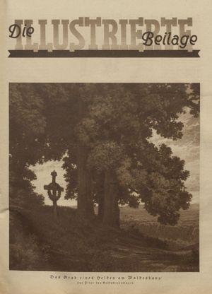 Rheinsberger Zeitung vom 12.03.1927