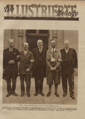Rheinsberger Zeitung vom 18.06.1927