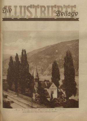 Rheinsberger Zeitung vom 09.07.1927