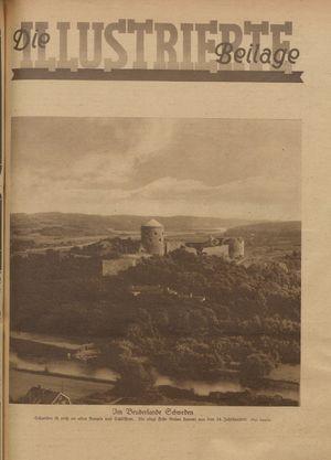 Rheinsberger Zeitung vom 30.07.1927