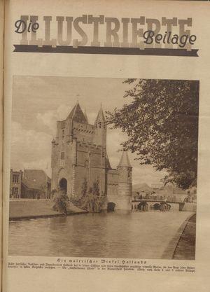 Rheinsberger Zeitung vom 05.11.1927