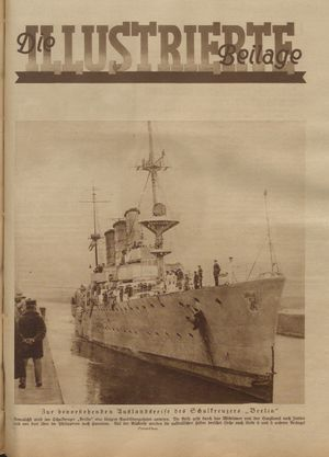 Rheinsberger Zeitung vom 12.11.1927