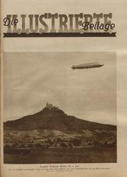 Rheinsberger Zeitung / Illustrierte Beilage