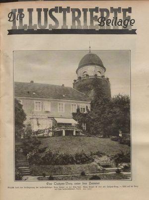 Rheinsberger Zeitung vom 08.08.1931