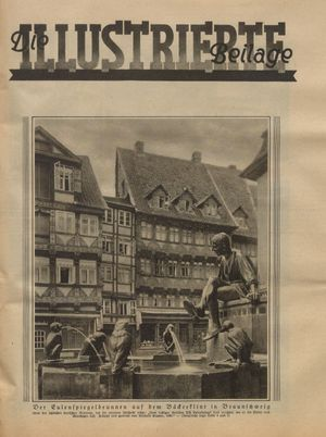 Rheinsberger Zeitung vom 15.08.1931