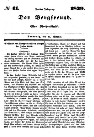˜Derœ Bergfreund on Oct 11, 1839
