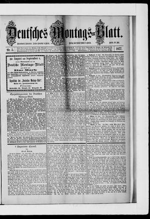 Berliner Tageblatt und Handels-Zeitung vom 30.07.1877
