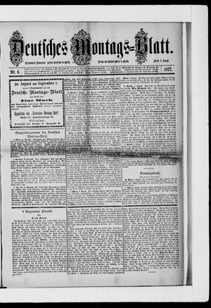 Berliner Tageblatt und Handels-Zeitung vom 06.08.1877