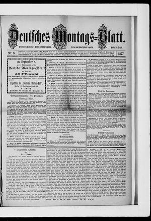 Berliner Tageblatt und Handels-Zeitung vom 20.08.1877