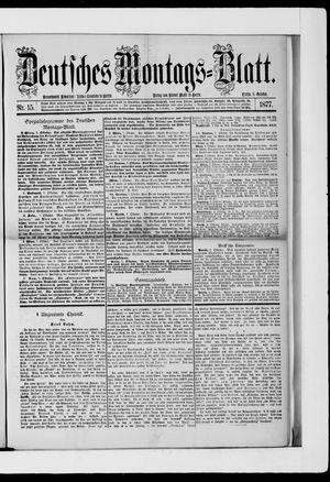 Berliner Tageblatt und Handels-Zeitung vom 08.10.1877