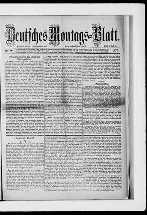 Berliner Tageblatt und Handels-Zeitung vom 03.12.1877