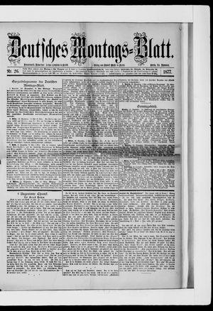 Berliner Tageblatt und Handels-Zeitung vom 24.12.1877