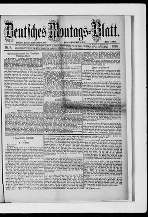 Berliner Tageblatt und Handels-Zeitung vom 04.02.1878