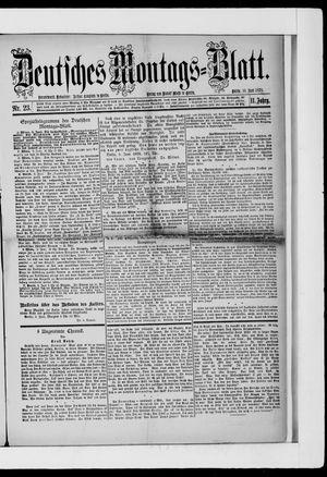 Berliner Tageblatt und Handels-Zeitung vom 10.06.1878