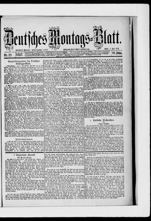 Berliner Tageblatt und Handels-Zeitung vom 02.06.1879