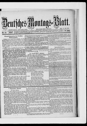 Berliner Tageblatt und Handels-Zeitung vom 23.06.1879