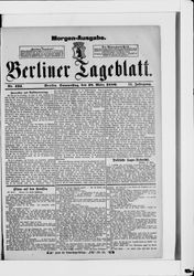 Berliner Tageblatt und Handels-Zeitung (18.03.1880)