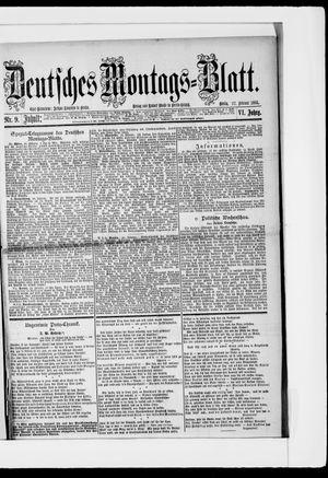 Berliner Tageblatt und Handels-Zeitung vom 27.02.1882