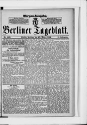 Berliner Tageblatt und Handels-Zeitung (17.03.1882)